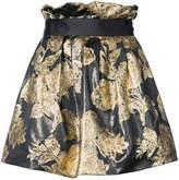 Faith Connexion brocade mini skirt