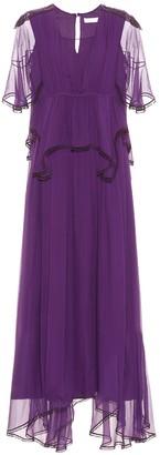 Chloã© Silk dress
