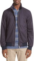 Paul & Shark Men's Packable Bomber Jacket