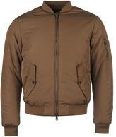 DKNY Sleeve Pocket Bomber Jacket