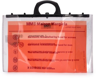 MM6 MAISON MARGIELA garment tote bag