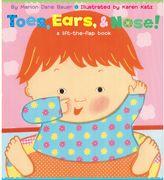 Bed Bath & Beyond Toes, Ears & Nose Flap Book by Karen Katz