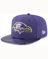 New Era Baltimore Ravens On-Field Color Rush 9FIFTY Cap