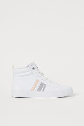 H&M High Tops with Glitter