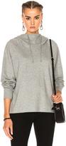 James Perse Oversize Hoodie Sweatshirt