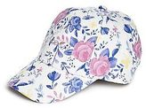 GUESS Girl's Rhinestone Baseball Hat (4-16)
