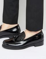 Farah Strutt Tassel Loafers