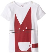 Burberry Tea Cat Tee Girl's T Shirt