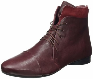 Think! Ankle Boot Guad_3-000004 Womens Red 5.5 UK