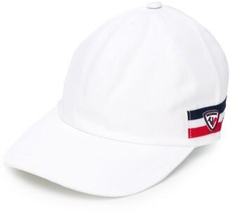 Rossignol Flag logo embroidered cap