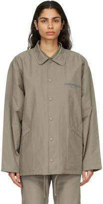 Essentials Khaki Souvenir Jacket