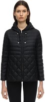 Max Mara 'S THE CUBE HOODED DOWN JACKET