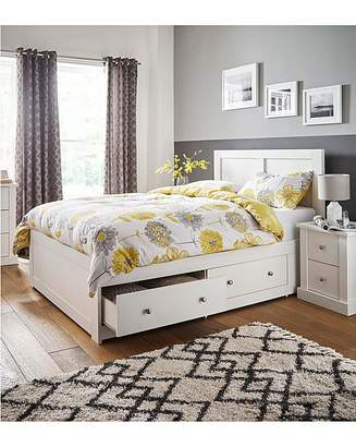 At Home Collection Tiverton Double Storage Bedstead
