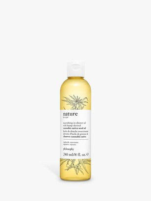 philosophy Nature in a Jar Cream-To-Water Body Lotion with Cactus Fruit Extract, 240ml