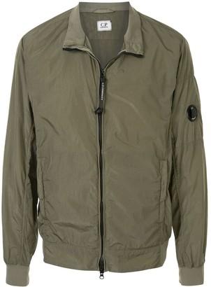 C.P. Company Goggle Sleeve Bomber Jacket