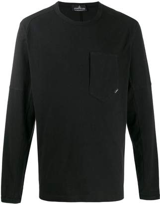 Stone Island Shadow Project long sleeved T-shirt