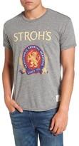 Original Retro Brand Men's Stroh's Graphic T-Shirt