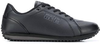 Versace logo low-top sneakers