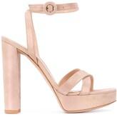 Gianvito Rossi platform high heel sandals
