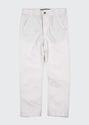 Appaman Boy's Cotton Stretch Beach Pants, Size 2-14
