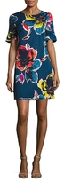 Trina Turk Darling Printed Shift Dress