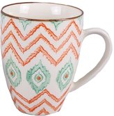 Young's 12-Ounce Ceramic Mug, 5.25-Inch