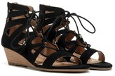 Report Women's Miramar Lace Up Wedge Sandal