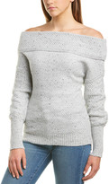Michael Stars Off-The-Shoulder Sweater