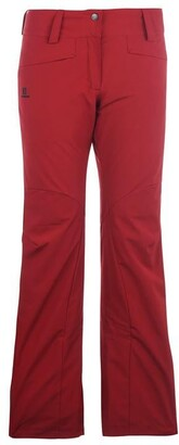 Salomon Rise Ski Pants Ladies