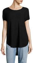 Eileen Fisher Organic Cotton Silk-Blend Tunic
