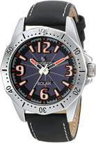 Peugeot Men's 2036 Analog Display Japanese Quartz Watch