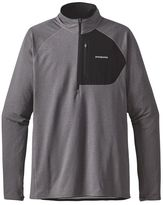 Patagonia Men's Thermal Speedwork Zip-Neck