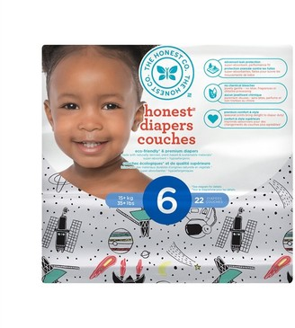 The Honest Company Diapers - Size 6 - Space Travel