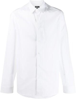 Kenzo classic plain shirt