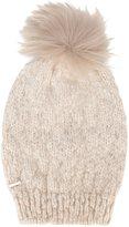 Woolrich pompom beanie