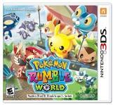 Nintendo Pokémon Rumble World 3DS)