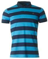 Paul And Shark Two Colour Striped Polo