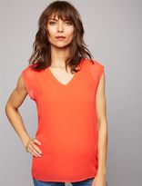 Web Only Pietro Brunelli Knit Side Panel Maternity Top