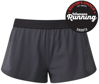 Tribe Sports Running Short - Pewter Grey