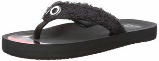 Reef Unisex-Kid's AHI Monsters Sandal