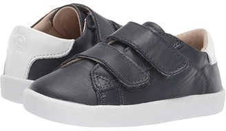 Old Soles Toddy Shoe (Toddler/Little Kid) (Navy/Snow) Boy's Shoes