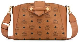 MCM Essential Visetos Crossbody Bag