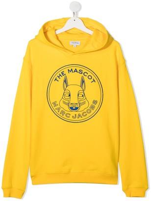 The Marc Jacobs Kids TEEN The Mascot hooded sweatshirt