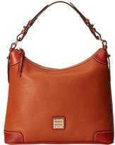 Dooney & Bourke Pebble Leather Hobo
