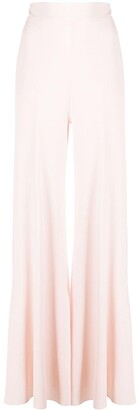 Alexandre Vauthier High-Waisted Palazzo Pants