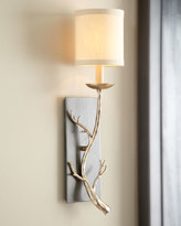 Horchow Golden Branch Sconce
