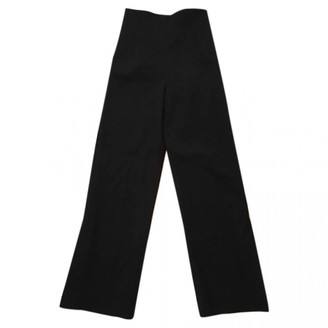 SOLACE London Black Trousers for Women