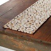 Design Ideas Reclaimed Wood Branch Table Runner