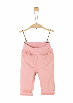 S'Oliver Baby Girls' 65.911.73.2178 Trouser