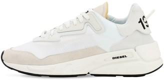 Diesel Wrinkled Nylon Sneakers